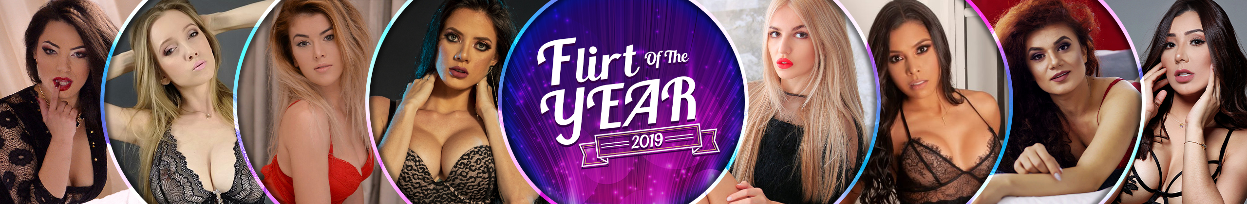 flirt of the year banner